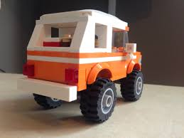 lego ford truck ford bronco moc lego town eurobricks forums