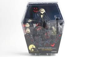 the nightmare before figure skellington