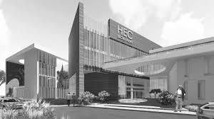 bureau secretariat architecture competition project government building design by