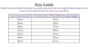 pandora bracelet size images Trolleads bracelet size guide jpg