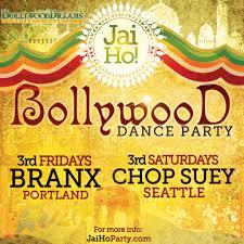 Bollywood Invitation Cards Bollywood Dance Party Seattle Jai Ho Dj Prashant