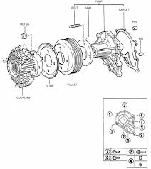 water pump on 1991 toyota cressida carforum net car forums