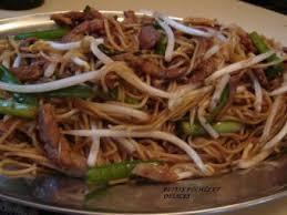 comment cuisiner les pousses de soja nouilles sautées à la ciboulette chinoise et aux germes de soja