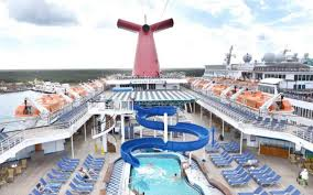 carnival paradise cruise ship sinking carnival cruise line is sailing to cuba from ta this summer
