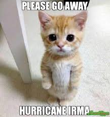 Go Away Meme - five irma memes we laughed at because the internet never stops