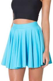 light blue skater skirt navy blue skater skirt belt girls products