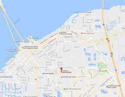 Map Of Punta Gorda Florida by Band Practice Charlotte County Concert Band