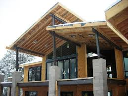 steel truss design for custom home u2014 evstudio architect engineer