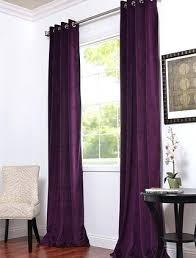 plum colored curtains u2013 teawing co