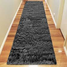 Shaggy Runner Rug Back Living Room Carpeting Color Home Pinterest Grey