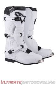 white motocross boots alpinestars tech 1 boots review under 200