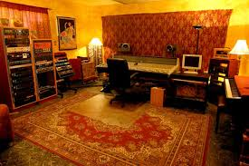 must have a recording studio in my dream home with layers of