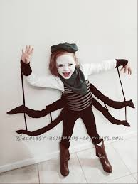 coolest homemade spider costumes