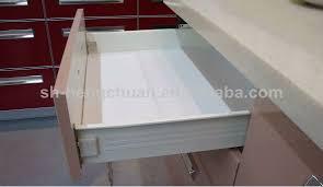 Kitchen Cabinet Drawer Guides Kitchen Cabinet Metal Box Drawer Slide Parts Buy Metal Box