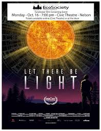 let there be light movie com let there be light screening my nelson now