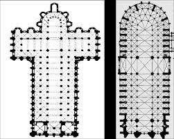 gothic architecture floor plan home design