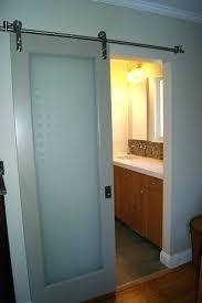 sliding glass door bypass barn doors sliding glass door hardware kit closet interior