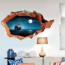 pirate bedroom wall stickers wall murals you u0027ll love