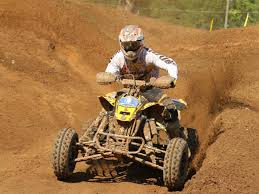 ama atv motocross schedule 2012 motoworks can am ds 450 pro john natalie wins ama atv mx