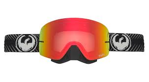 polarized motocross goggles dragon nfx blur red ionized mx goggles