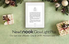 Barnes And Nobles Membership Barnes And Noble Nook Glowlight Plus Review