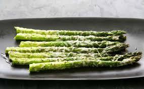 Asparagus Dishes Main Course - baked asparagus with parmesan recipe simplyrecipes com