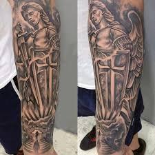 angel warrior tattoo page 3 tattooimages biz
