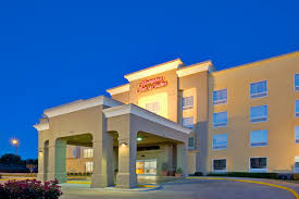 Holiday Inn Express And Suites Our Projects Ferguson Construction