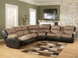 Modern Reclining Sectional Sofas Modern Reclining Sectional Grey Apoc By Customized