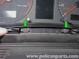 audi a4 1 8t volkswagen center display repair golf jetta