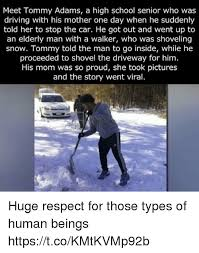 Driving In Snow Meme - 25 best memes about shoveling snow shoveling snow memes