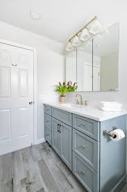 how to clean wood cabinets in bathroom shale bathroom vanity and medicine cabinet shale bathroom