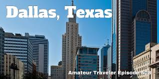 Texas travel hacking images What to do see and eat in dallas texas podcast jpg