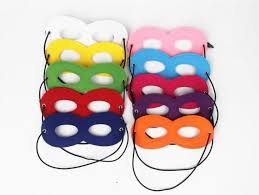 cheap masks 20 solid masks cheap masks children for party kids masks