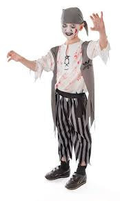 Kids Zombie Costume Pirate Zombie Boy L Childs Halloween Fancy Dress Costume Kids