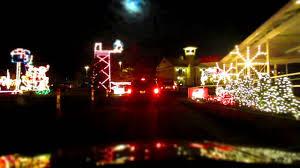Lights On The Lake Lakemont Park Lakemont Park Christmas Lights Christmas Decor And Light