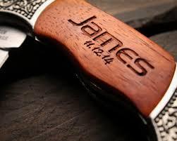 best anniversary gifts for best gift custom engraved pocket knife best groomsmen gift