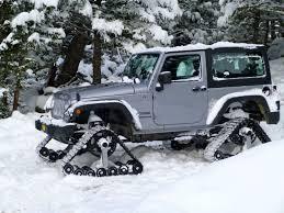 jeep j8 truck jeep rubicon wrangler laredo limited sport snow tracks dominator