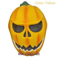 pumpkin mask grp mask cs protective mask pumpkin mask glass fiber