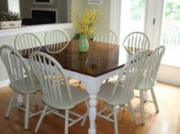 Square Dining Room Tables For 8 Dining Room 8 Seat Square Table On Regarding For Idea 19