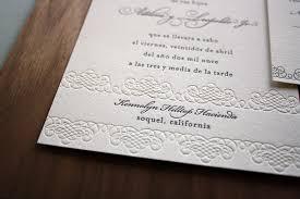 wedding invitations in spanish u2013 hollowwoodmusic u2013 unitedarmy info
