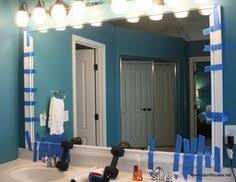 Framing Bathroom Mirrors by Beveled Glass Mirror For Bathroom Base Mirror And Side