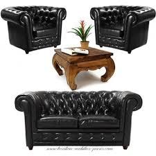 canap chesterfield noir location de fauteuils location de meubles design
