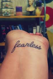 becoming fearless isn u0027t the point that u0027s impossible it u0027s
