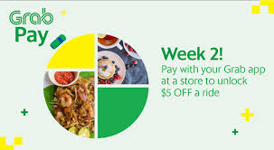 code promo cuisine store get 5 your ride when you pay with your grab store each week