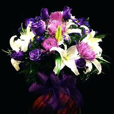 Flowers For Weddings Purple Flowers For Weddings In October Lavender White And Purple