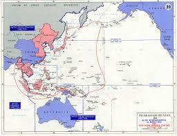 Ww2 Map Image Ww2 Asia Map 39 Jpg Axis U0026 Allies Wiki Fandom Powered