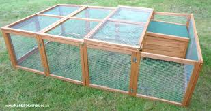 Guinea Pig Hutches And Runs For Sale Large Run Hutch Combo Rabbit Hutch World