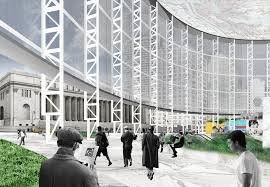 Msg Floor Plan by Vishaan Chakrabarti Reveals Idea To Repurpose Madison Square