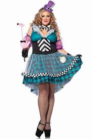 plus size psychedelic alice in wonderland costume plus size